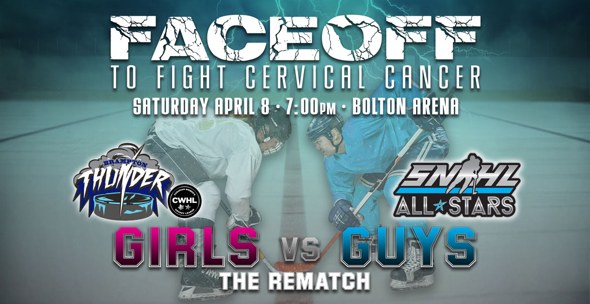 Buy tickets for FACEOFF: Charity Game